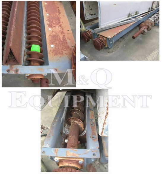 200 x 5500 / Screw Conveyor