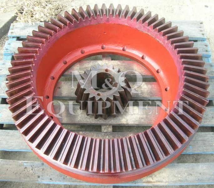 "51"" / Kue Ken / Crown Wheel & Pinion"