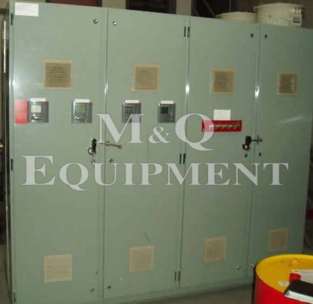 1500 KVAR / ABB / Power Factor Correction