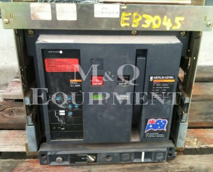 1250 AMP / Merlin Gerin / Circuit Breaker