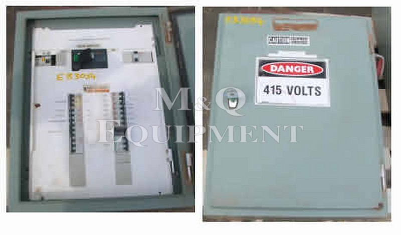 160 AMP / Merlin Gerin / Distribution Board