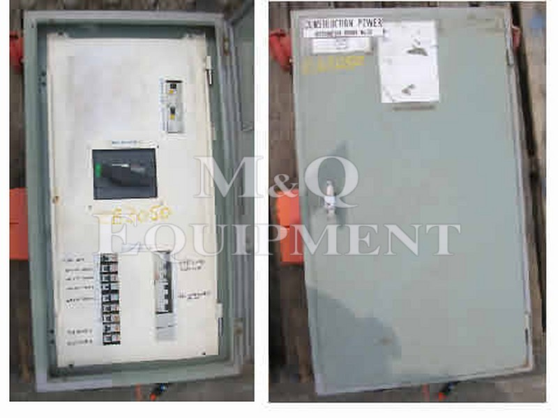 400 AMP / Merlin Gerin / Distribution Board