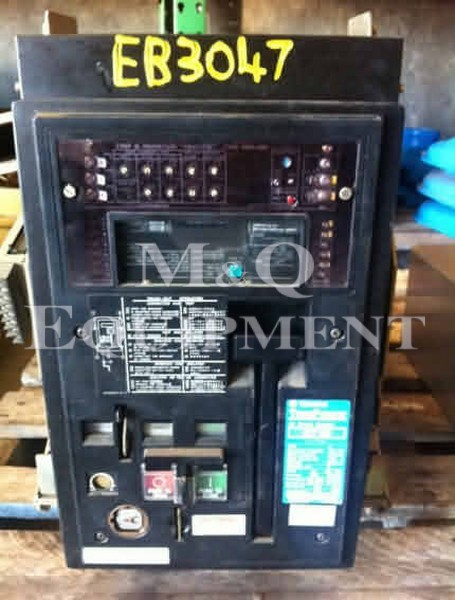 1600 AMP / Terasaki Electric / Air Circuit Breaker