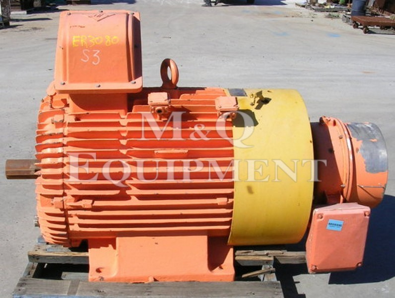 185 KW / TECO / Electric Motor