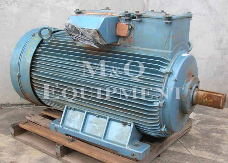 300 KW / SIEMENS / Electric Motor