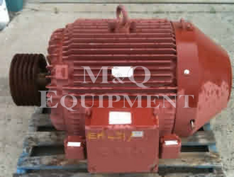 132 KW / CMG / Electric Motor