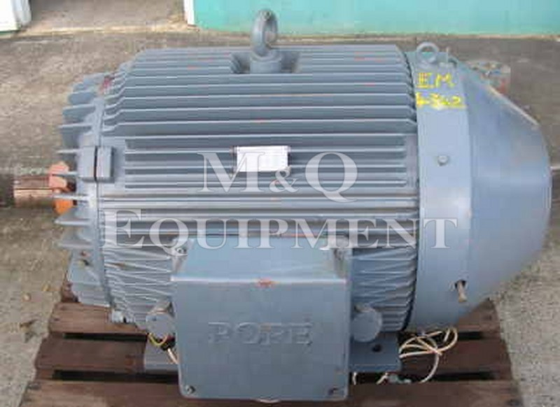 220 KW / POPE / Electric Motor