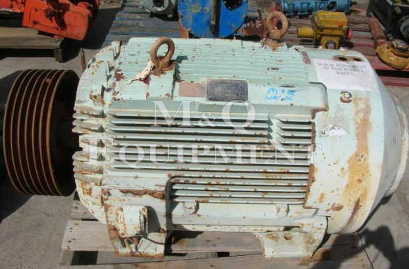 220 KW / TECO / Electric Motor
