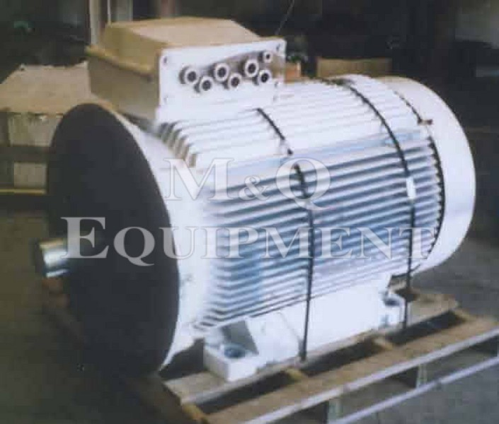 500 KW / ABB / Electric Motor