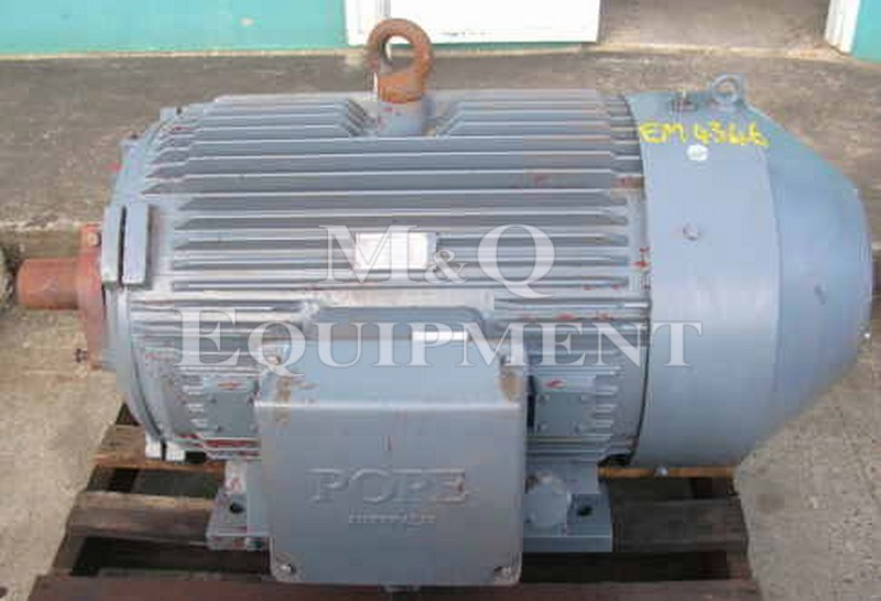 90 KW / POPE / Electric Motor