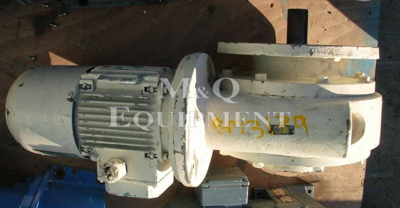 .55 KW / ABB / Gear Motor