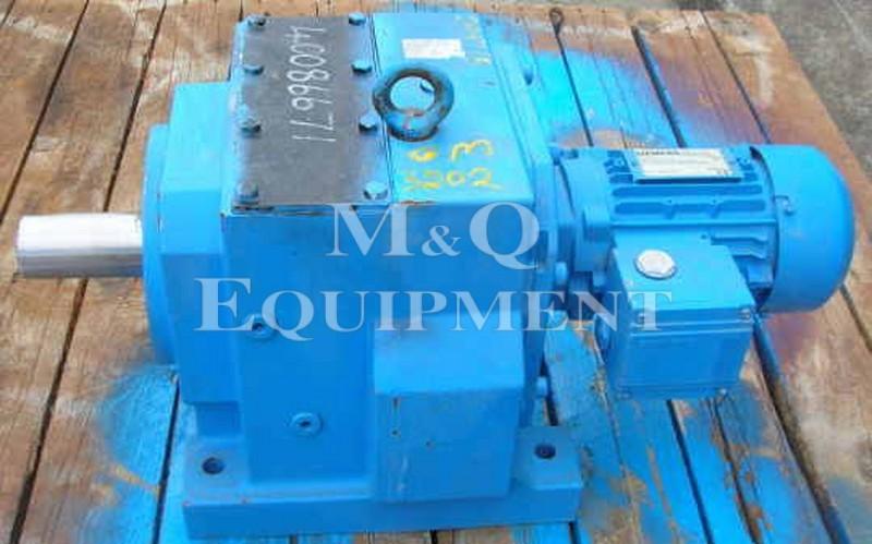 .55 KW / Siemens / Gear Motor