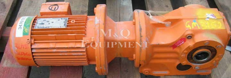 .75 KW / Sew / Gear Motor