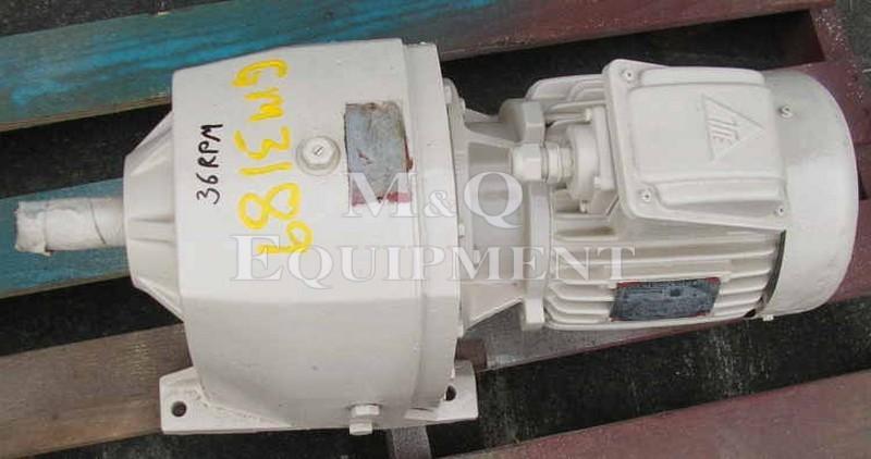 1.5 KW / Kyay / Gear Motor
