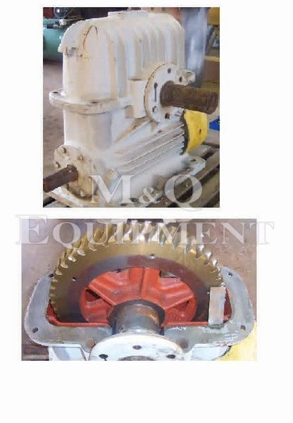 "12"" / Maximum / Gear Box"