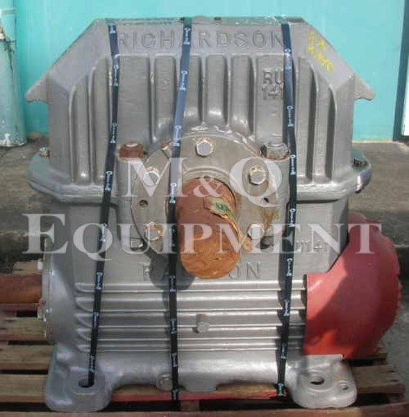 "14"" / Radicon / Gear Box"