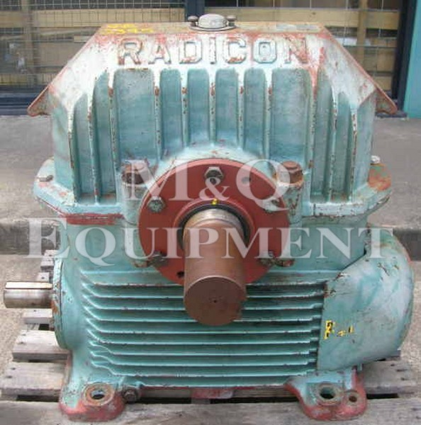 "14"" / Richardson / Gear Box"