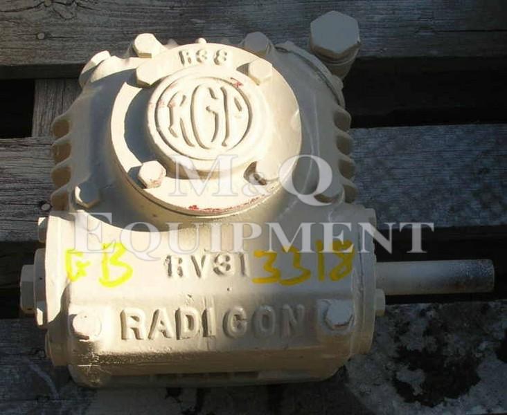 """3"""" / Radicon / Gear Box"""