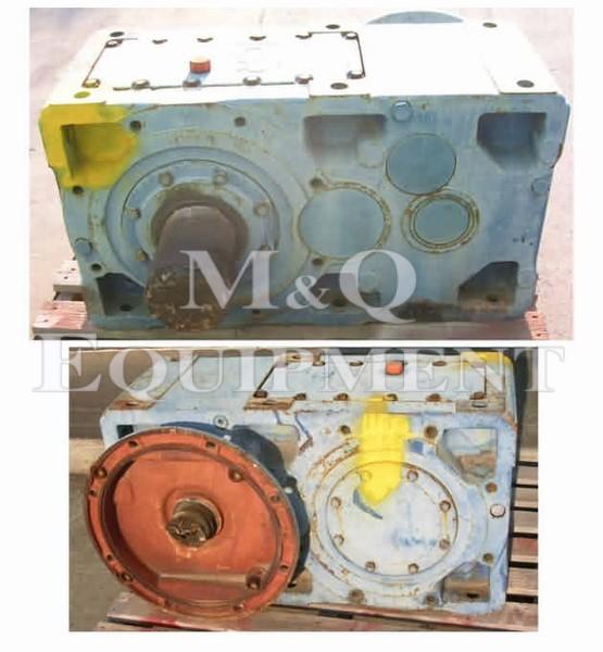 55 KW / Rossi / Gear Box