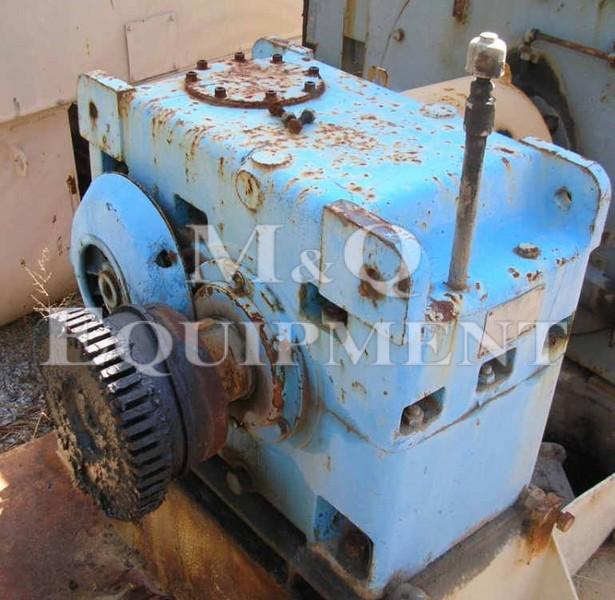 700 KW / David Brown / Gear Box