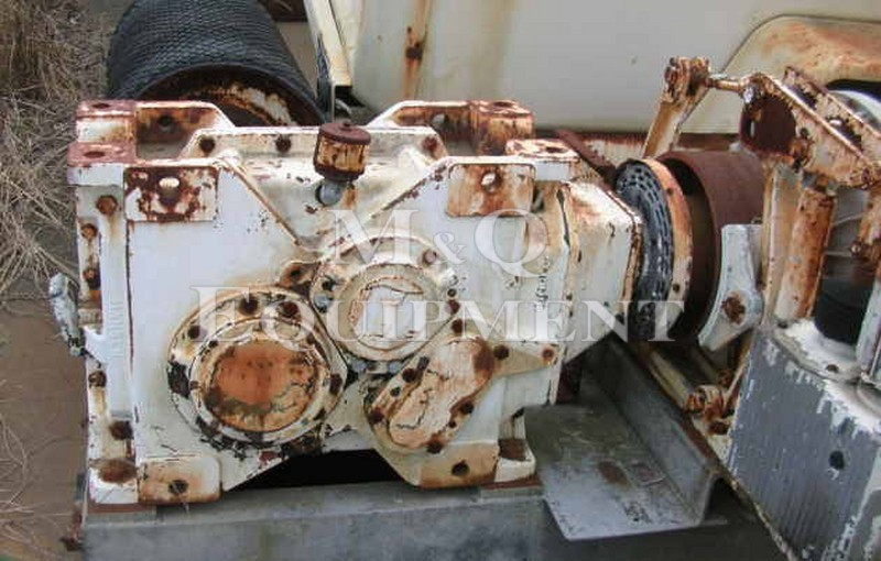 85 KW / Hansen / Gear Box
