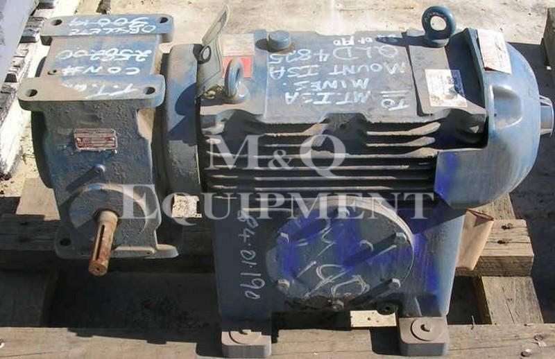 AOD 1600 / Radicon / Gear Box