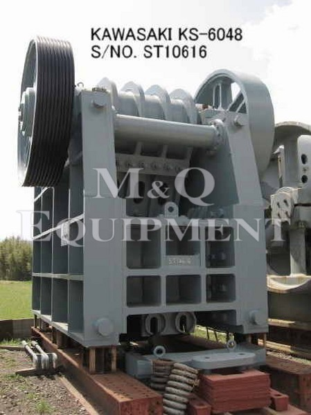 "60"" x 48"" / Kawasaki / Jaw Crusher"