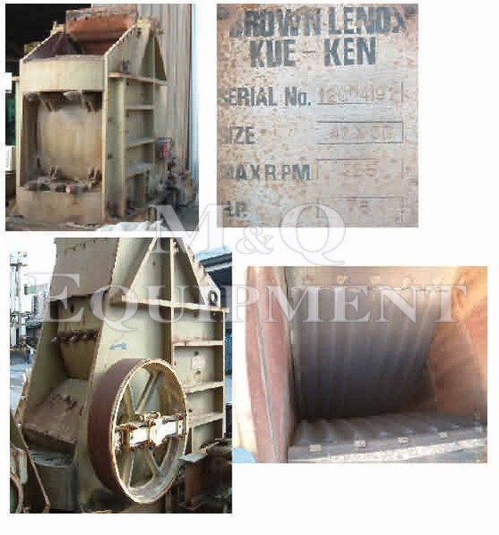 "42"" x 30"" / Kue Ken / Jaw Crusher"