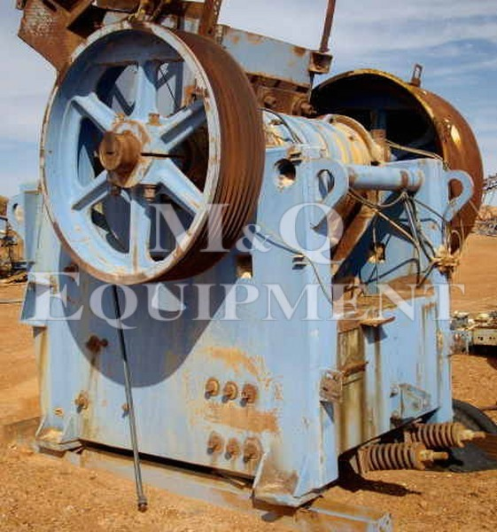 "42"" x 30"" / Pioneer / Jaw Crusher"