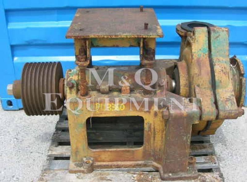 8 x 6 SC / Austral / Slurry Pump