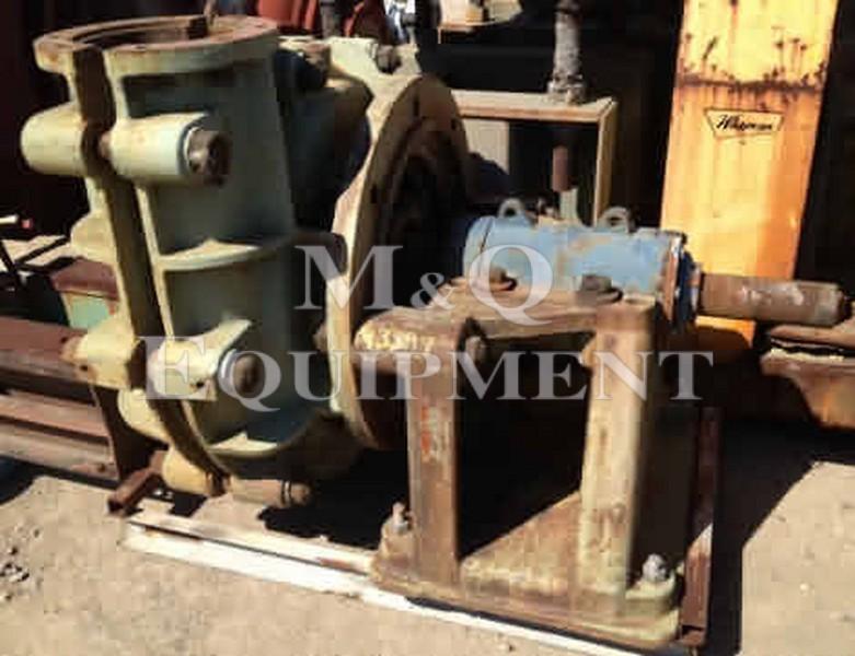 10 x 8 FAH / Warman / Slurry Pump