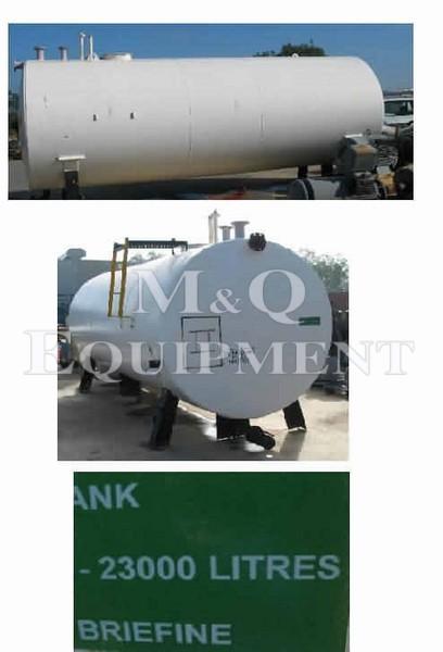 23,000 LITRE / Horizontal Tank