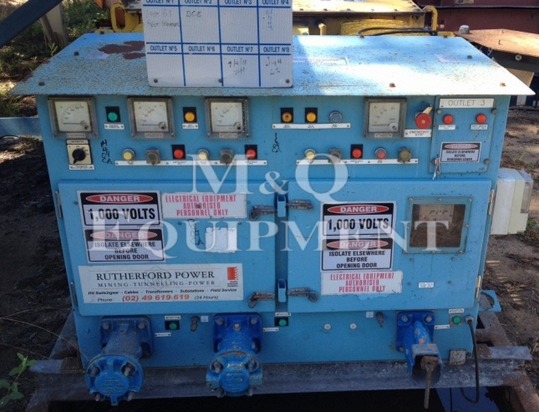 700 KVA / Rutherford Power / Sub Station