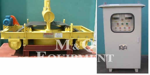 600mm / M & Q / Electro Magnet