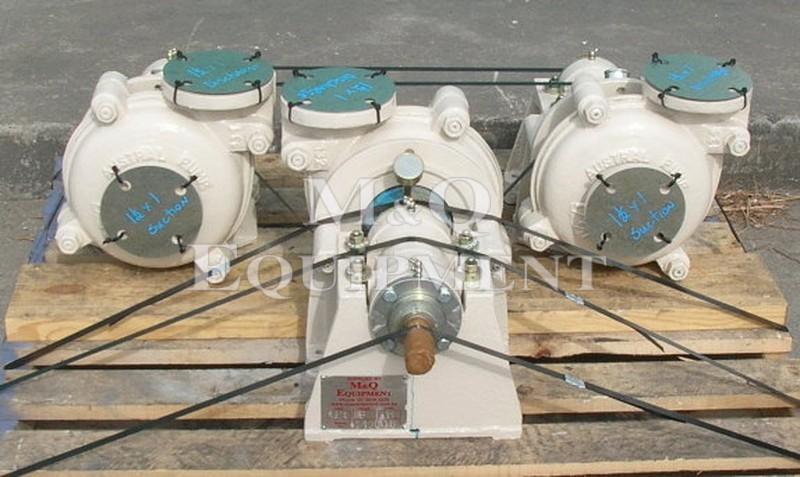 1 1/2 x 1 BAH / Austral / Slurry Pump