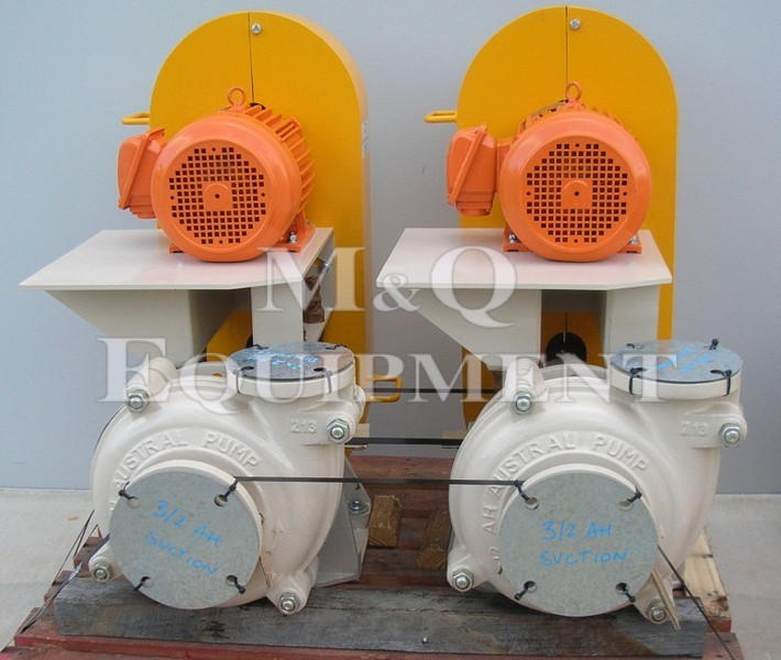 3 x 2 CAH / Austral / Slurry Pump