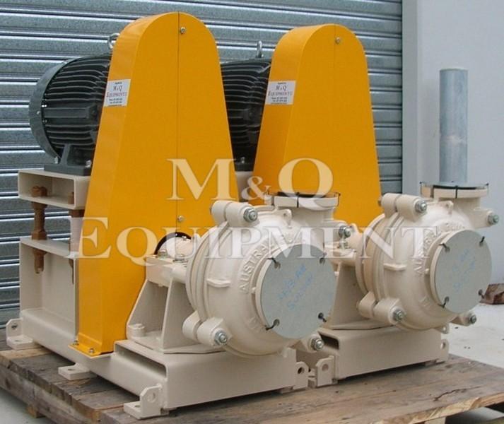 4/3 CCAH / Austral / Slurry Pump Set
