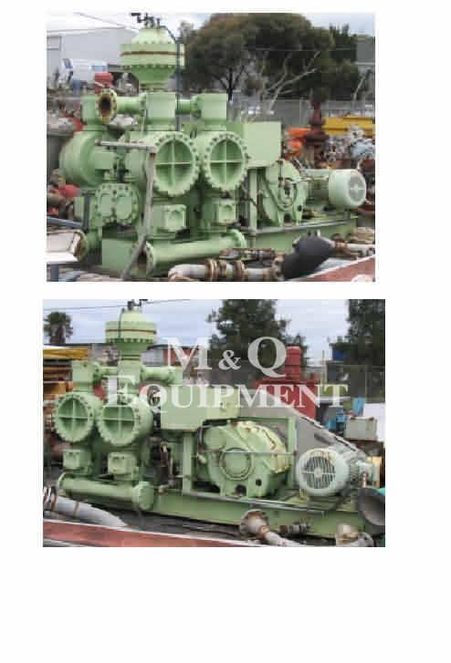 "6"" / Geho / Positive Displacement Pump"