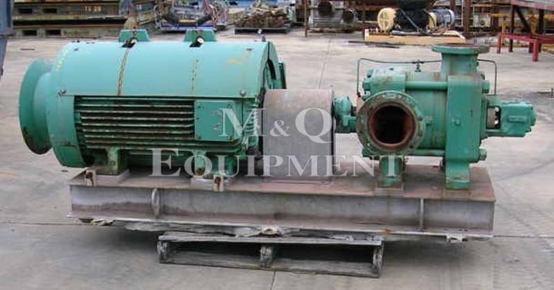 200 x 150 x 250 / KSB Ajax / Water Pump