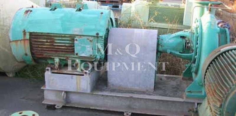 250 x 250 x 500 / KSB Ajax / Water Pump