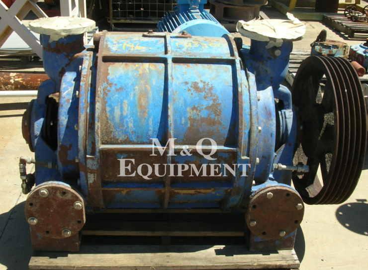 CL2001 / Nash / Vacuum Pump