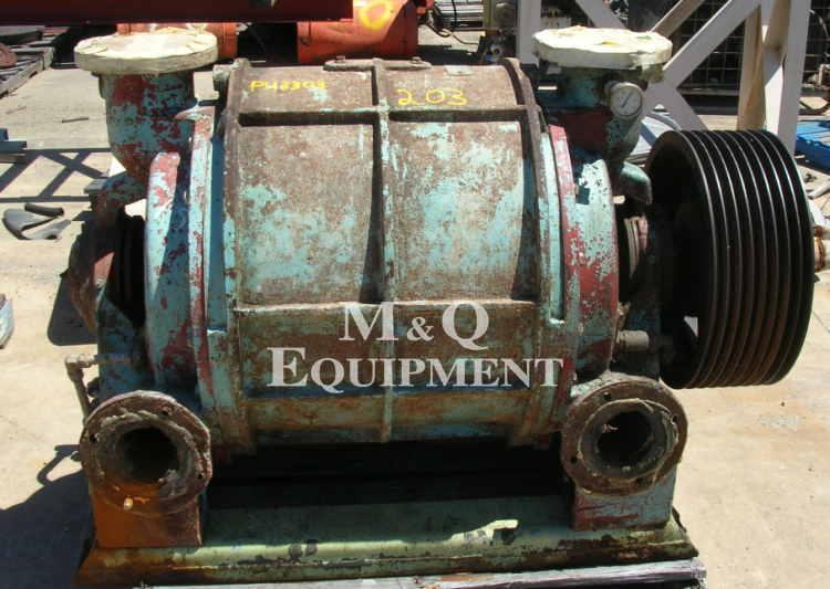 CL2002 / Nash / Vacuum Pump