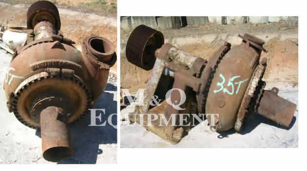 12/10 GG / Warman / Dredge Pump