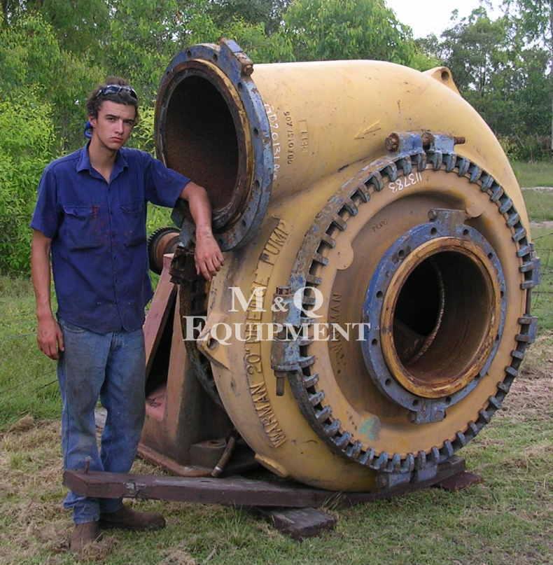 20/20 GD / Warman / Dredge Pump