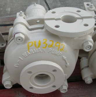1 1/2 x 1 BAH / Warman / Slurry Pump