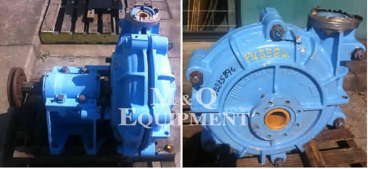 3/2 DHH / Warman / Slurry Pump
