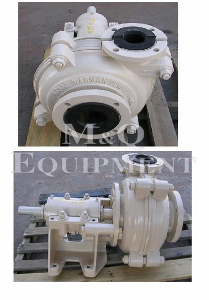 4 x 3 CAH / Warman / Slurry Pump