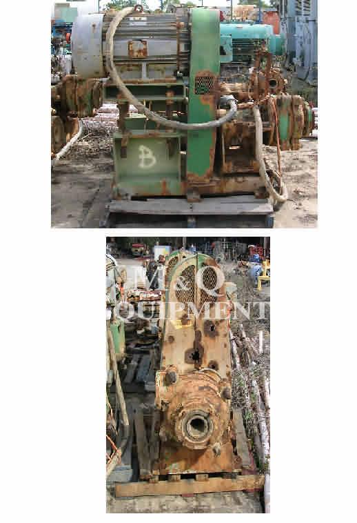 4/3 DDAH / Warman / Slurry Pump