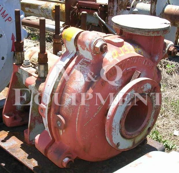 6 x 4 DDAH / Warman / Slurry Pump