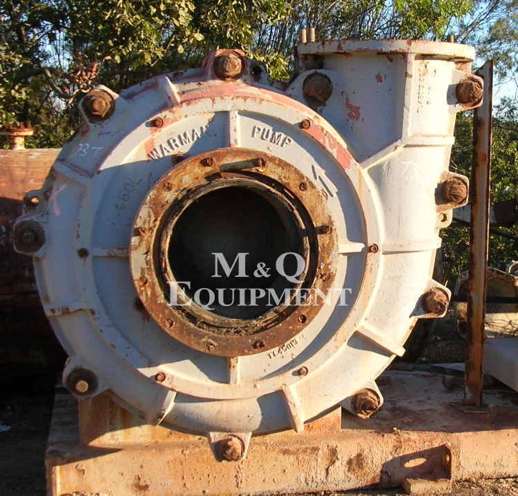 450L / Warman / Slurry Pump